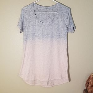 Calia by Carrie Underwood ombre top